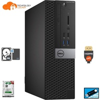 Dell OptiPlex 7040 SFF Desktop PC Intel i7-6700 3.40GHz 8GB RAM 500GB HDD Win 10