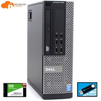 Dell Optiplex 9020 SFF PC Intel i5-4570 @3.20GHz 8GB RAM 120GB SSD NEW Win 10