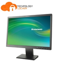 "Lenovo ThinkVision L2250PwD - 22"" LCD monitor w/ VGA or DVI & Power cable"